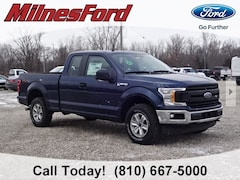 New 2019 Ford F-150 Lariat Truck SuperCab Styleside 1FTEX1EP9KFA13164 for sale in Imlay City