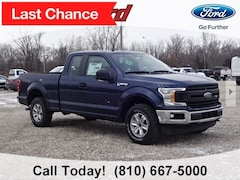 New 2019 Ford F-150 Lariat Truck SuperCab Styleside for sale in Imlay City
