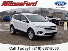 New 2019 Ford Escape SE SUV 1FMCU9GD4KUA33797 for sale in Imlay City