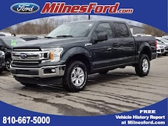 Certified Pre-Owned 2018 Ford F-150 Truck SuperCrew Cab for Sale in Lapeer
