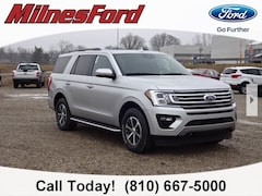New 2019 Ford Expedition XLT SUV 1FMJU1JT0KEA13274 for sale in Imlay City