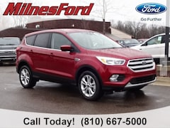New 2019 Ford Escape SE SUV 1FMCU9GD6KUA33798 for sale in Imlay City