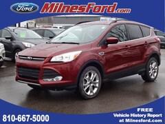 2016 Ford Escape SE SUV 1FMCU9GX7GUC41044 for sale in Imlay City