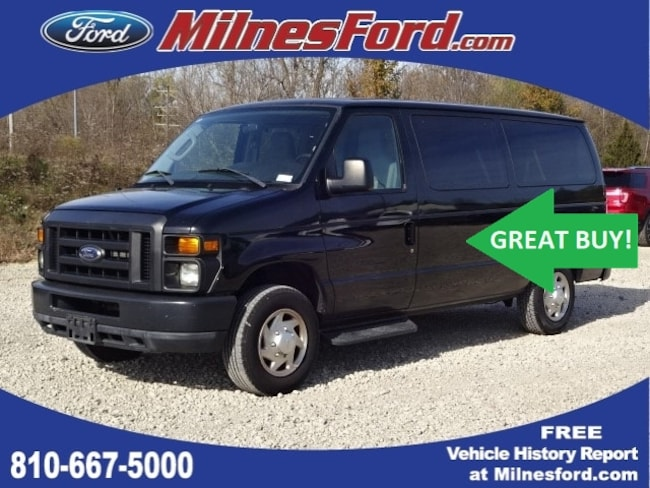2011 Ford E-Series Wagon Van Wagon