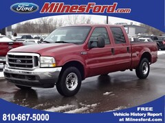 2002 Ford F-250 Super Duty Truck Crew Cab