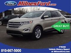 Certified Pre-Owned 2018 Ford Edge SEL SUV for Sale in Lapeer