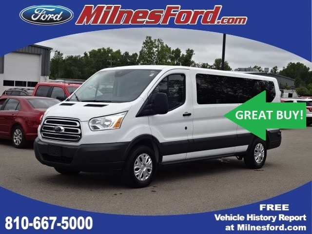 2016 Ford Transit Passenger Wagon Low Roof Wagon