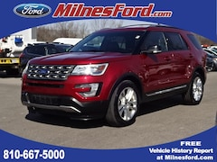 Certified Pre-Owned 2016 Ford Explorer XLT SUV 1FM5K8D88GGC70900 for Sale in Lapeer