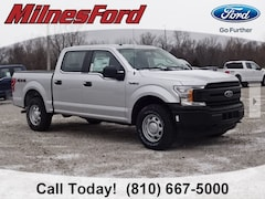 New 2019 Ford F-150 Lariat Truck SuperCrew Cab 1FTEW1EPXKFA13158 for sale in Imlay City