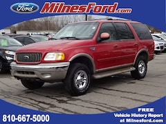 2001 Ford Expedition Eddie Bauer SUV for sale in Lapeer, MI