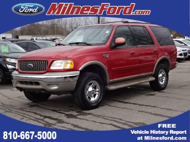2001 Ford Expedition Eddie Bauer SUV