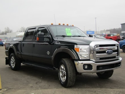2016 Ford F-350SD Lariat Truck