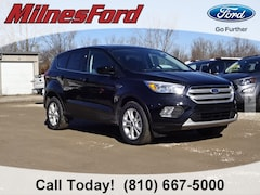 New 2019 Ford Escape SE SUV for sale in Imlay City