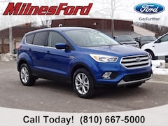 New 2019 Ford Escape SE SUV 1FMCU9GD2KUA99068 for sale in Imlay City