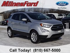 New 2018 Ford EcoSport SE SUV MAJ3P1TE6JC228628 for sale in Imlay City
