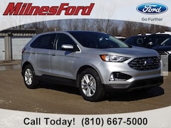 New 2019 Ford Edge SEL SUV 2FMPK4J97KBB75341 for sale in Imlay City