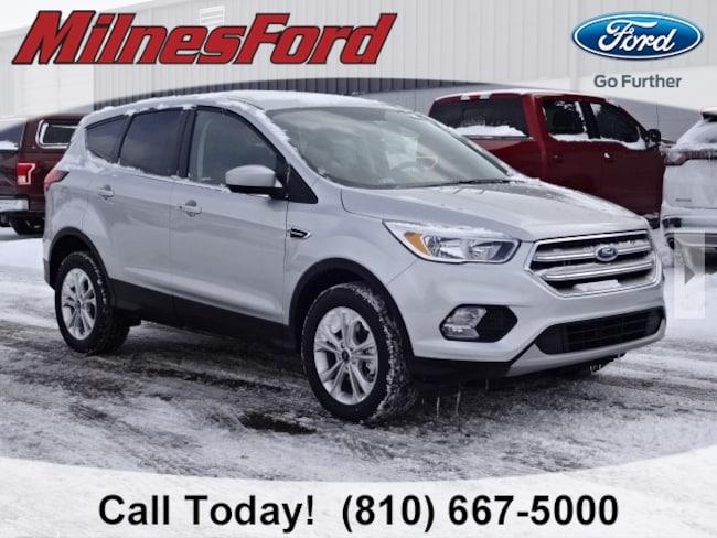 New 2019 Ford Escape SE SUV for sale in Lapeer