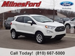 New 2018 Ford EcoSport SE SUV MAJ6P1UL8JC213672 for sale in Imlay City