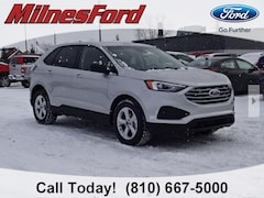 New 2019 Ford Edge SE SUV 2FMPK3G99KBB60986 for sale in Imlay City