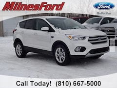 New 2019 Ford Escape SE SUV 1FMCU9GD2KUA99071 for sale in Imlay City