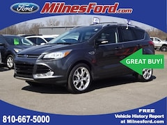 Certified Pre-Owned 2016 Ford Escape Titanium SUV 1FMCU9J94GUB87034 for Sale in Lapeer