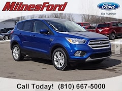 New 2019 Ford Escape SE SUV 1FMCU9GD1KUB25580 for sale in Imlay City