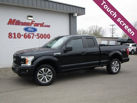 Featured Used 2018 Ford F-150 XL Truck for Sale in Lapeer, MI