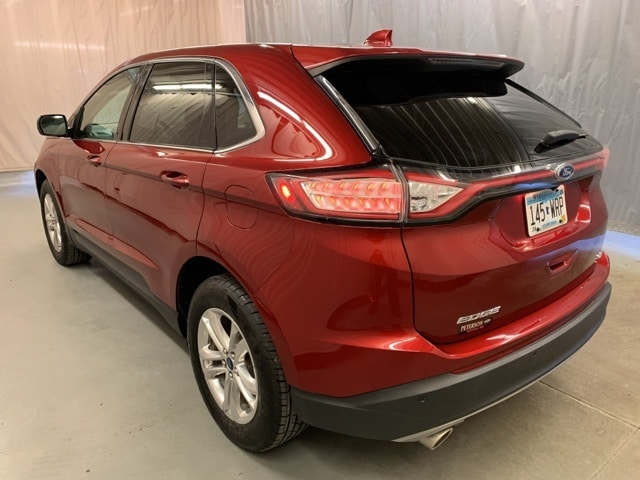 Used 2016 Ford Edge SEL with VIN 2FMPK4J82GBB79215 for sale in Kenyon, Minnesota