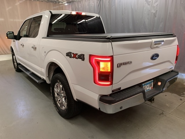 Used 2016 Ford F-150 XLT with VIN 1FTEW1EF2GKE86185 for sale in Kenyon, Minnesota