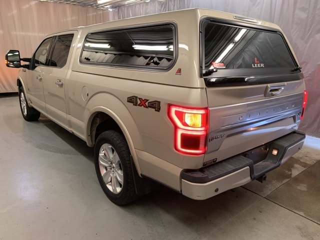 Used 2018 Ford F-150 Lariat with VIN 1FTFW1EG6JFD96230 for sale in Kenyon, Minnesota