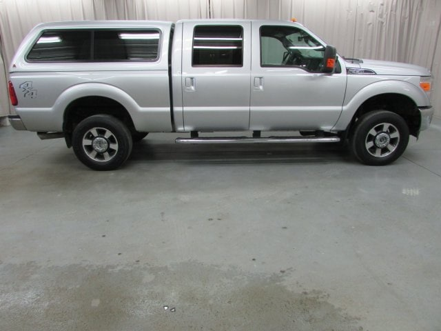 2012 Ford F-350SD Lariat Truck