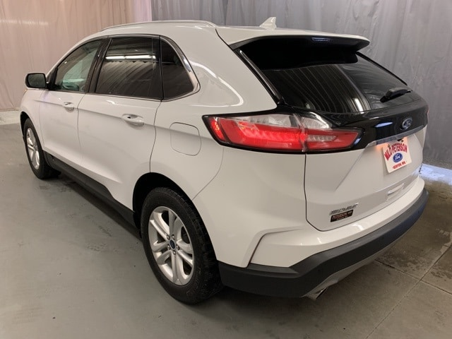Used 2019 Ford Edge SEL with VIN 2FMPK4J98KBB68317 for sale in Kenyon, Minnesota