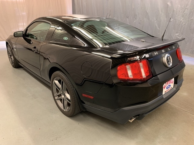 Used 2012 Ford Mustang Shelby GT500 with VIN 1ZVBP8JSXC5214775 for sale in Kenyon, Minnesota