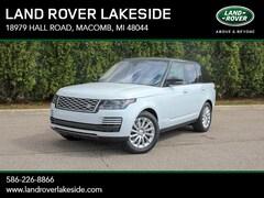 New 2019 Land Rover Range Rover HSE SUV KA546621 in Macomb, MI