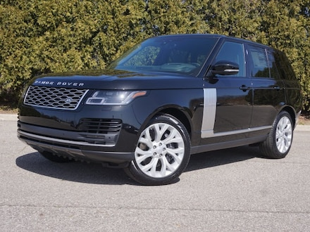 Featured New 2021 Land Rover Range Rover Westminster SUV for sale in Macomb, MI