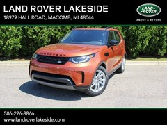 New 2019 Land Rover Discovery SE SUV K2406304 in Macomb, MI