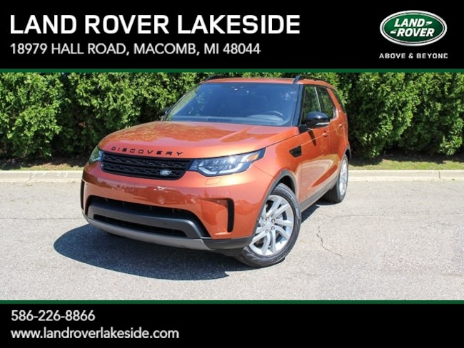 New 2019 Land Rover Discovery SE SUV in Macomb, MI