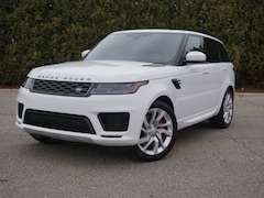 New 2021 Land Rover Range Rover Sport HSE Dynamic SUV in Macomb, MI