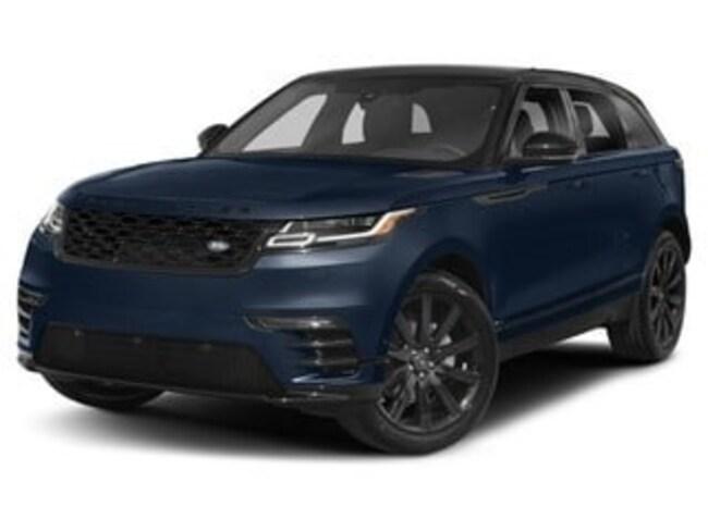 New 2019 Land Rover Range Rover Velar P250 SE R-Dynamic SUV in Macomb, MI