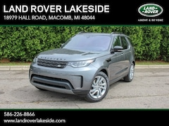 New 2019 Land Rover Discovery SE SUV K2405691 in Macomb, MI