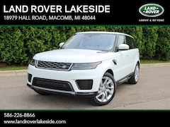New 2019 Land Rover Range Rover Sport HSE SUV KA867919 in Macomb, MI