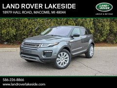 New 2019 Land Rover Range Rover Evoque HSE SUV KH347333 in Macomb, MI