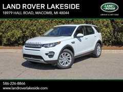 New 2019 Land Rover Discovery Sport HSE SUV KH808317 in Macomb, MI