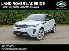 New 2020 Land Rover Range Rover Evoque SE SUV LH019202 in Macomb, MI