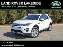 New 2019 Land Rover Discovery Sport HSE SUV KH809100 in Macomb, MI