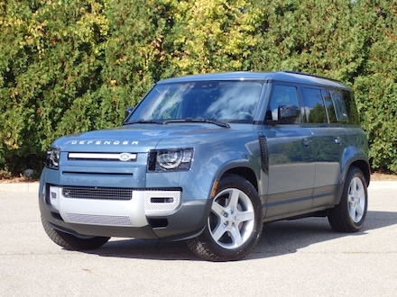 Featured New 2020 Land Rover Defender HSE SUV for sale in Macomb, MI