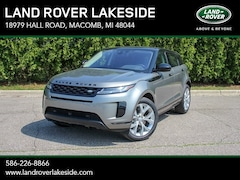 New 2020 Land Rover Range Rover Evoque SE SUV LH007122 in Macomb, MI