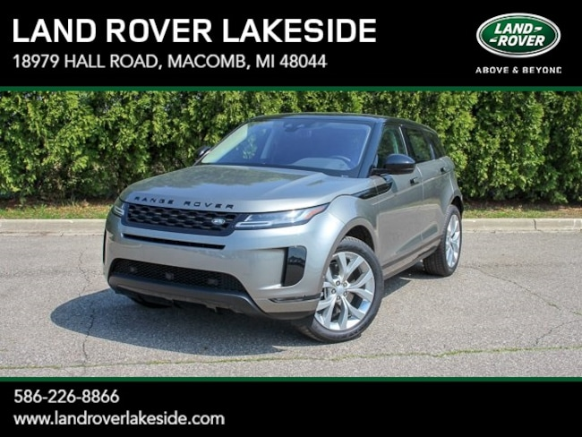 2020 Range Rover Evoque Options And Price >> New 2020 Land Rover Range Rover Evoque For Sale In Macomb Mi Near