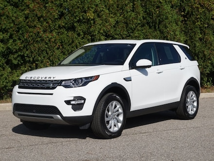 Featured Pre-Owned 2019 Land Rover Discovery Sport SUV for sale in Macomb, MI