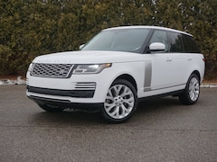 New 2021 Land Rover Range Rover Westminster SUV in Macomb, MI